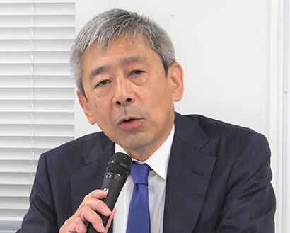 キーパーソンは語る:日本酒類販売・村上浩二取締役常務執行役員営業本部長