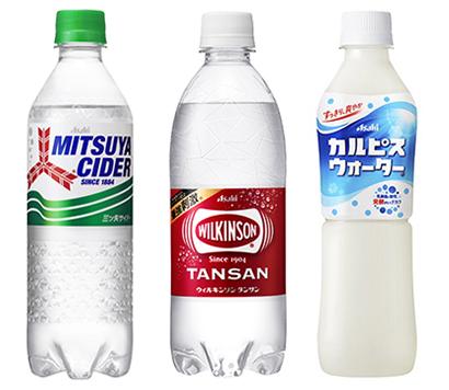 清涼飲料特集:アサヒ飲料 「カルピスウォーター」発売30周年迎え注力