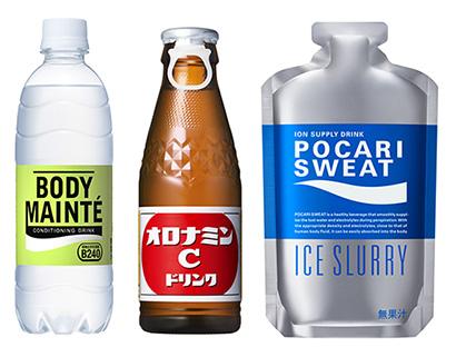 清涼飲料特集:大塚製薬 多様な健康課題に対応 「ボディメンテドリンク」好調