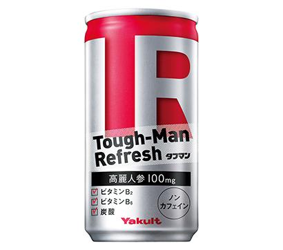 清涼飲料特集:ヤクルト本社 「タフマン」若年層へアプローチ 健康価値も切り口