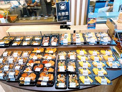 中部食品マーケット特集:中部フーズ、「デリカキッチン」12店舗目オープン