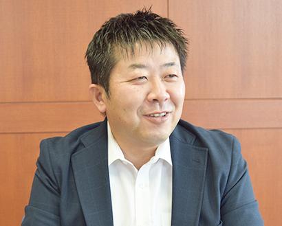 中部食品マーケット特集:甲羅・鈴木雅貴社長 当社の文化を世界中に伝えたい