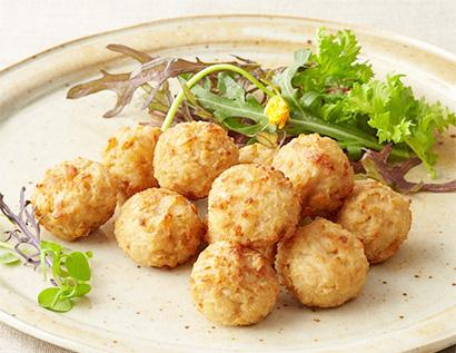 中部食品マーケット特集:ケイエス冷凍食品 「ソイリーボール」引き合い増