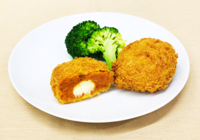 中部食品マーケット特集:テーブルマーク 健康志向応え野菜豊富な2品