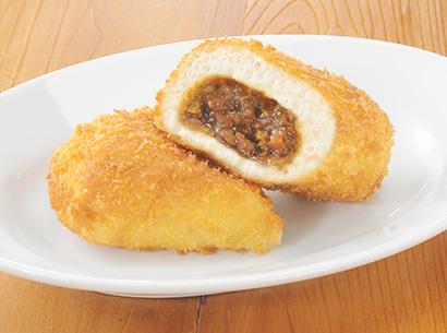 中部食品マーケット特集:エム・シーシー食品 冷凍カレーフィリングが好評
