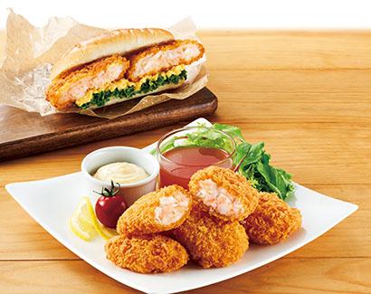 中部食品マーケット特集:極洋 レンジ対応で手軽に魚料理を