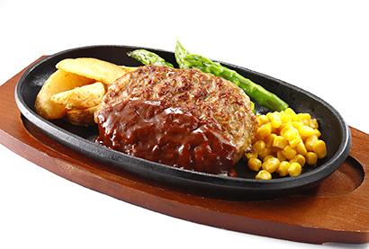 中部食品マーケット特集:日東ベスト 得意なハンバーグと焼肉訴求