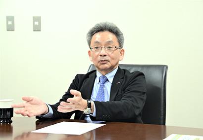 酒類流通の未来を探る:カクヤスグループ・佐藤順一社長 「まさにペットフード」