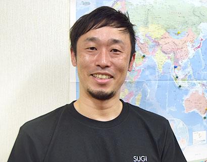 新時代のキーマン:Sugimoto Tea Company・杉本恭平社長 日…