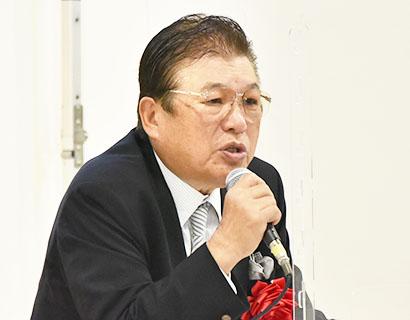 焼肉ビジネスフェア2021:主催者特別セミナー 叙々苑・新井泰道会長