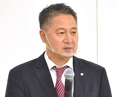 焼肉ビジネスフェア2021:主催者特別セミナー トラジ・金信彦社長