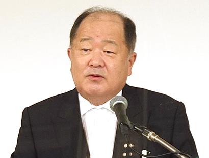 炭井孝志サンホーム会新会長