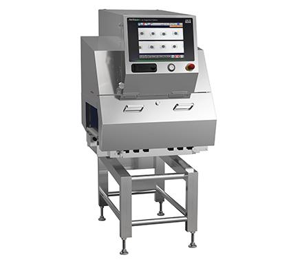 パウチ惣菜特集:主要製剤・機械動向=アンリツ X線でかみ込み防止