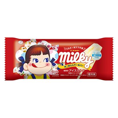「不二家ミルキー氷バー」発売(赤城乳業)