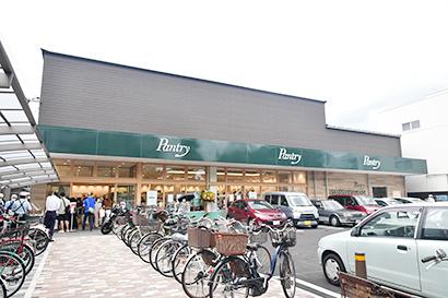 大近、「パントリー京都北山店」開店 フルラインでは京都初出店