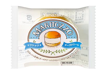 山崎製パン、「マリトッツォ」チルド投入