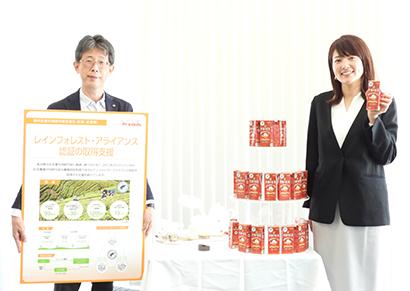 キリンビバレッジ「午後の紅茶」、スリランカ産の認証茶葉使用 CSV型商品で農…
