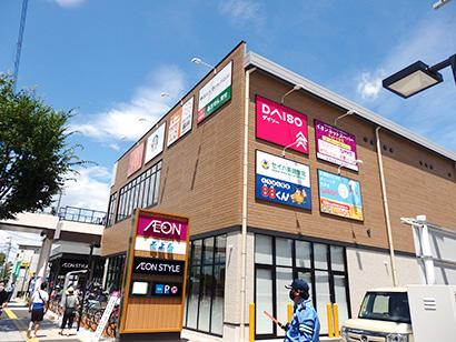 イオンリテールの新都市型ショッピングセンター2号店「そよら新金岡」