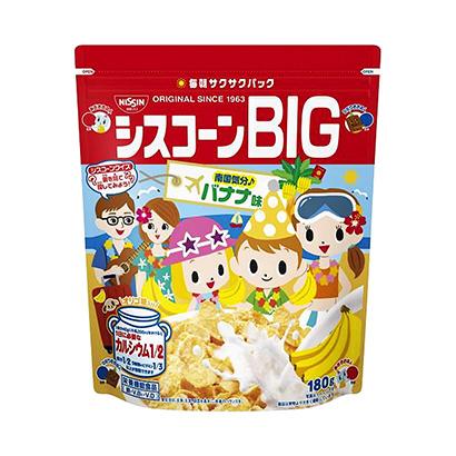 「シスコーンBIG バナナ味」発売(日清シスコ)