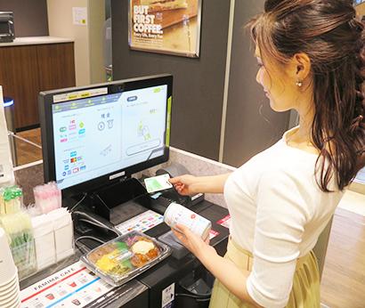 ファミリーマートの無人決済店は実用化の段階