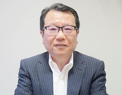 製粉特集:日清製粉・小谷茂常務取締役営業本部長 国内販売シェアアップ