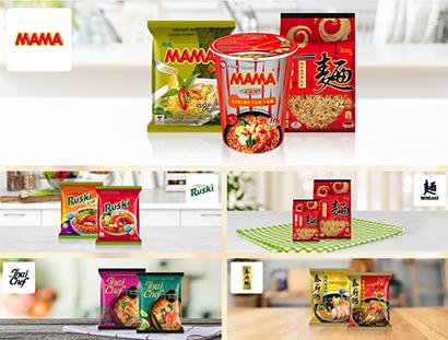 東南アジア、広がる即席麺需要 生産・輸出拡大も