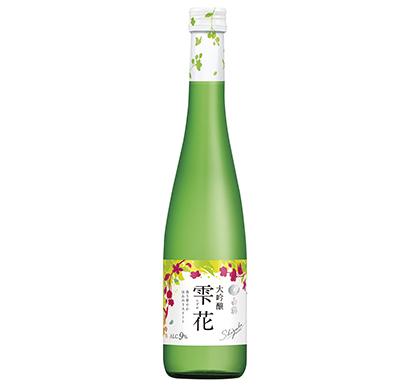 白鶴酒造、カジュアルに楽しめる「雫花大吟醸」発売