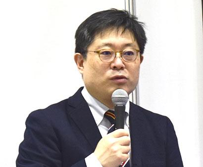 FABEX中部/TSBF:合同特別セミナー=日本経済新聞社・白鳥和生次長