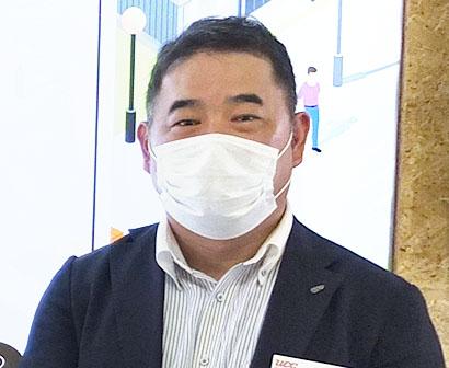 阿部幸司UCP取締役近畿営業本部長