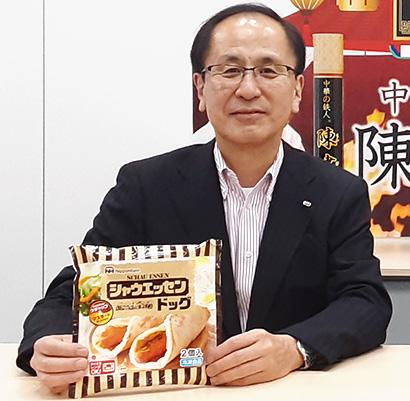 日本ハム冷凍食品、秋冬8商品を投入 家庭の食卓大切に