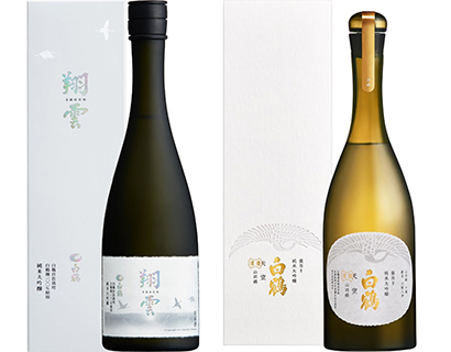 白鶴酒造、仏の日本酒品評会で2商品がプラチナ賞