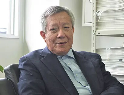 全国外食産業・業務用卸特集:日本外食品流通協会・小田英三会長