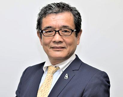 全国外食産業・業務用卸特集:日本給食品連合会・中込武文会長