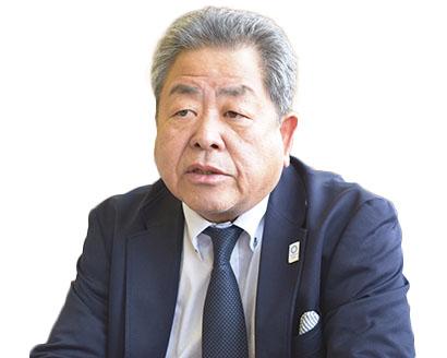 全国外食産業・業務用卸特集:ジーケーエス・竹尾匡利社長 「3S」を掲げ攻めの…