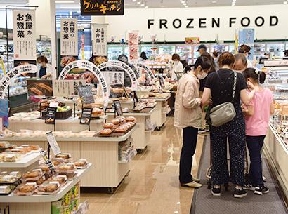 生協特集:北海道=コープさっぽろ 惣菜強化策で店舗活性化