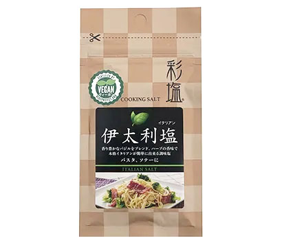 塩特集:日本精塩 ビーガン認証「彩塩」消費者との接点確保に注力