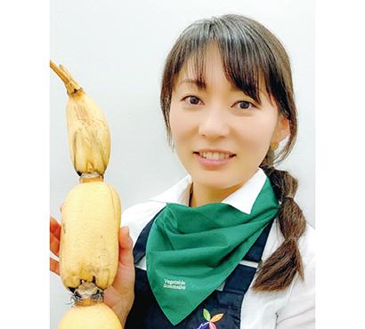 たべぷろライター 野菜ソムリエプロ 管理栄養士 小島香住さん