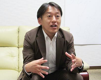 九州夏期特集:マルミヤストア・池邉恭行社長に聞く 来年で創業50周年 青果と…