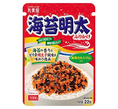ふりかけ・お茶漬け特集:丸美屋食品工業 キャラ、大人向け伸長