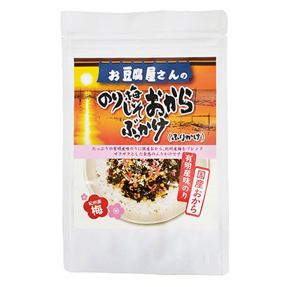 ふりかけ・お茶漬け特集:大盛食品 「おから」で新シリーズ