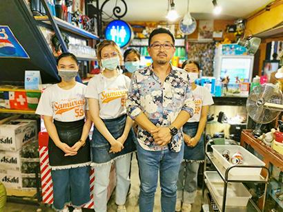 海外日本食 成功の分水嶺(130)昭和酒場「サムライ・キッチン」〈下〉
