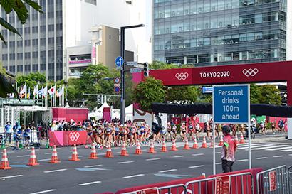 北海道夏季特集:注目ニュース=東京五輪 マラソンと競歩札幌で8月開催