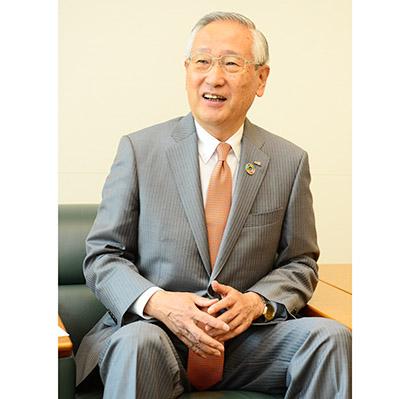 サステナビリティ特集:明治HD・川村和夫CEO 長期的な地球環境の課題認識し…