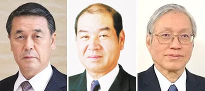 左から大沼一彦氏、伊藤雄夫氏、村上秀徳氏