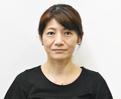 豊島麻紀子課長