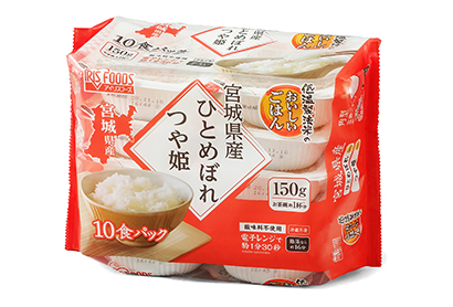 包装米飯特集:アイリスフーズ 製造ラインを増設 シェア向上へ営業強化