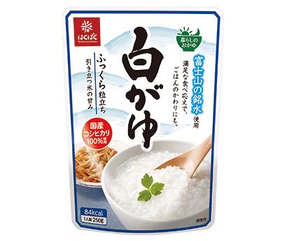 包装米飯特集:はくばく レトルト米飯本腰 工場開設、市場開拓へ