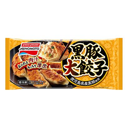 冷凍「FRESH FROZEN AJINOMOTO 黒豚大餃子」発売(味の素…