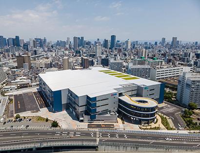 レンゴー、淀川流通センターを開設