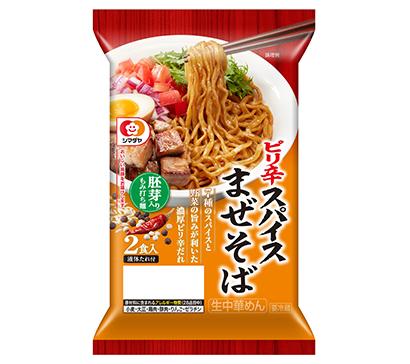 生麺・冷凍麺特集:シマダヤ 「健美麺」拡大傾向 5K基軸に顕在化ニーズとらえ…